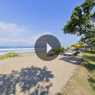 Take a 360° View of The Resort Gardens - The Oberoi, Bali