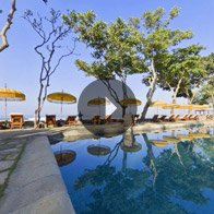Take a 360° View of The Swimming Pool - The Oberoi, Bali