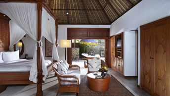 Upgrade For an Extra-Ordinary Experience - The Luxury Villa at The Oberoi, Bali