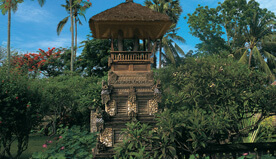 Each Rooms & Villas Have Traditionally Thatched Rooms With Wooden Ceilings & Natural Fabrics at The Oberoi, Bali