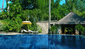 Spacious Layout of The Luxury Villa Features With & Without Pools, King-Size Bedroom & Outdoor Dining at The Oberoi, Bali