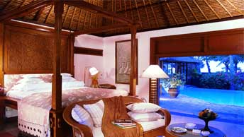 Upgrade For a Spacious & Luxurious Royal Villa at The Oberoi, Bali