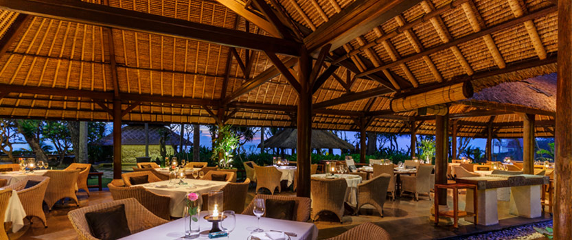 Kura Kura Restaurant, Fine Dining Space Named After The Turtles That Nest On The Nearby Sands- The Oberoi, Bali