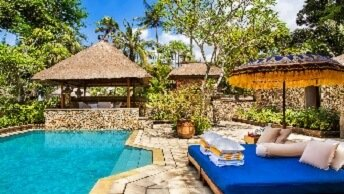 Luxury Villas with Private pool at The Oberoi, Bali