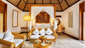 Thatched Roof Villas Special Offers at The Oberoi, Bali