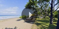 Take a 360° View of The Seminyak Beach - The Oberoi, Bali
