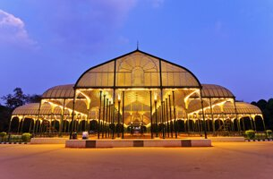 Lal Bagh Garden - Weekend Getaways in Bengaluru