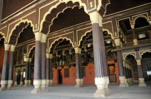 Tipu Palace - Weekend Getaways in Bengaluru