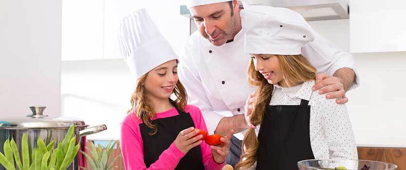 Cooking Sessions for young guest at The Oberoi, Bengaluru