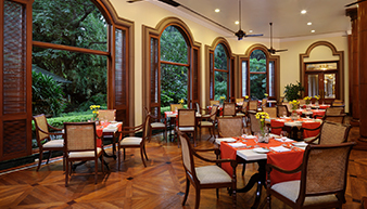 Le Jardin - Buffet Restaurants | The Oberoi, Bengaluru
