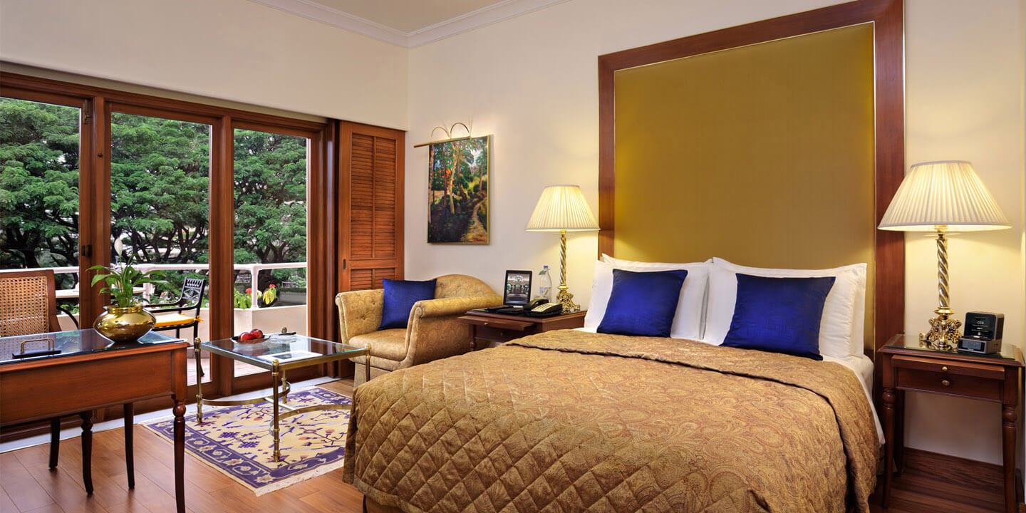 Luxury Rooms at The Oberoi, Bengaluru