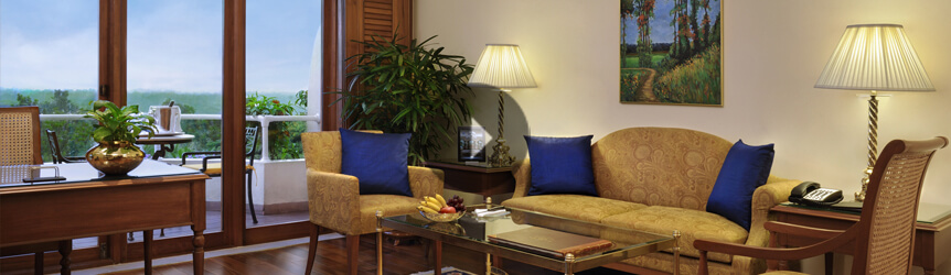 Take a 360° View of The Executive Suite at The Oberoi, Bengaluru