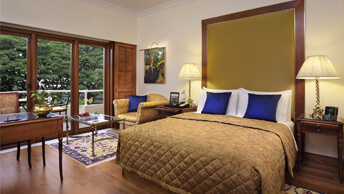 Luxury Room at The Oberoi, Bengaluru