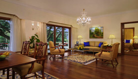 Presidential Suites - Expansive Accommodation at The Oberoi, Bengaluru