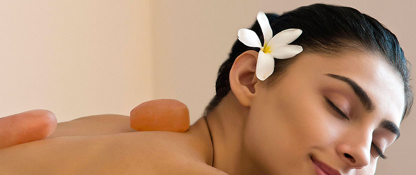 Massage Therapies - Balinese Treatment, Thai Massage & Hot Lava Shell Massages at The Luxury Spa - The Oberoi Cecil, Shimla