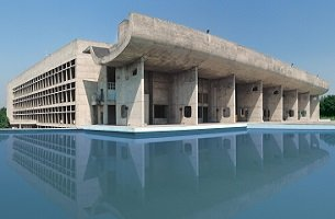 Capitol Complex - Weekend Getaways in Chandigarh - The Oberoi Sukhvilas Resort & Spa