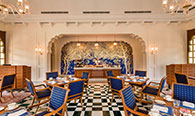 Raunaq Bar at The Oberoi Sukhvilas Resort & Spa