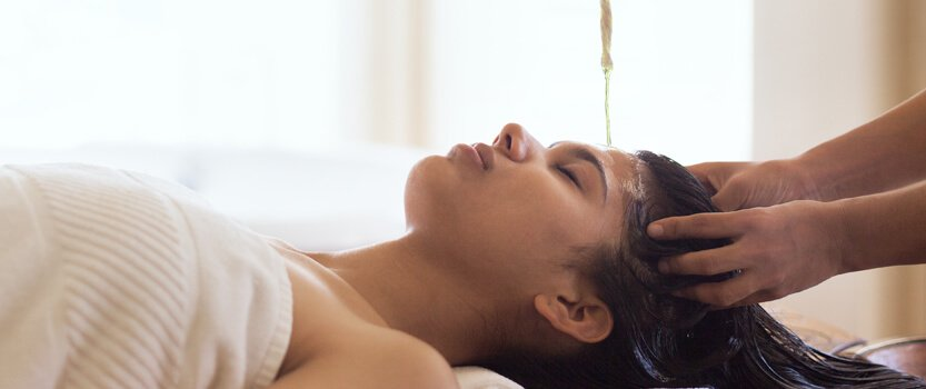 Ayurveda for Relaxation | The Oberoi Sukhvilas Resort & Spa