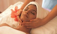 Massage Therapy at The Oberoi Sukhvilas Resort & Spa