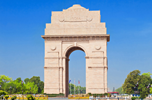 India Gate, The War Memorial Arch - Weekend Getaways From The Oberoi, New Delhi