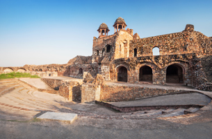 Purana Qila Meaning Old Fort - Weekend Getaways From The Oberoi, New Delhi