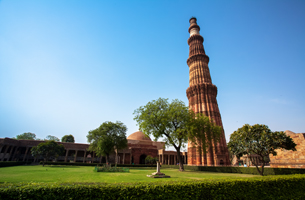 Qutab Minar, The Tower of Victory & a Symbol of Justice - Weekend Getaways From The Oberoi, New Delhi