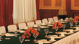 Connaught and Mountbatten Rooms at The Oberoi, New Delhi
