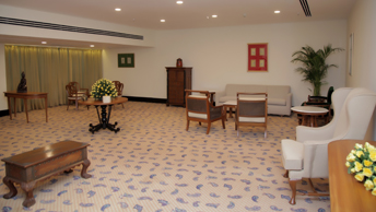The Drawing Room at The Oberoi, New Delhi