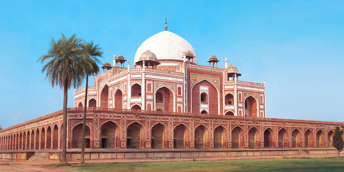 Humayun's Tomb, The First Mughal Garden Tomb, Also a World Heritage Site - The Oberoi, New Delhi