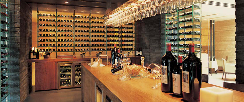 Wine Tasting Session at Enoteca at The Oberoi, New Delhi