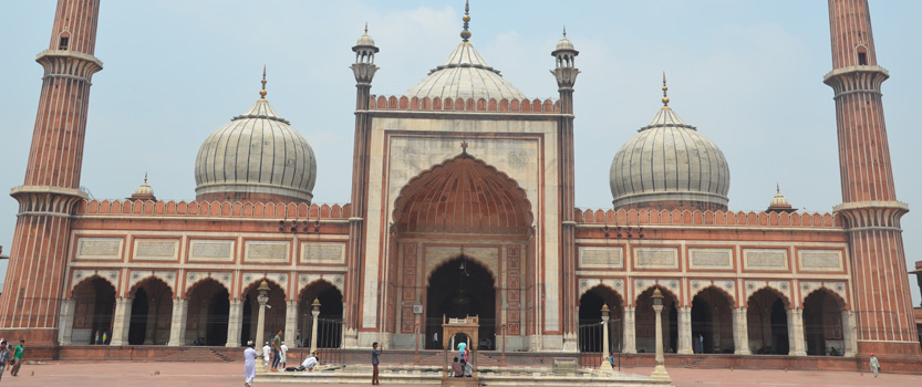 Experience Old Delhi Tour in a Rickshaw, The Oberoi, New Delhi
