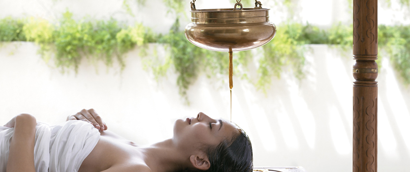 Relaxing Spa Ritual at The Oberoi, New Delhi
