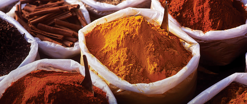 Spice Market Tour to Discover The Spices Used in Indian Cuisine - The Oberoi, New Delhi
