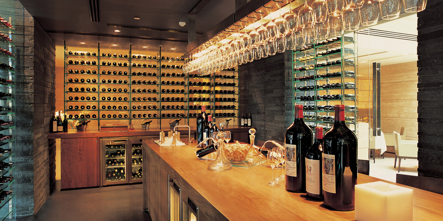 Enoteca - The Wine Cellar at The Oberoi, New Delhi