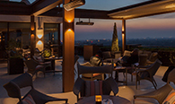 Cirrus 9 Dining Restaurant at The Oberoi, New Delhi