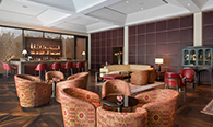 Club Bar - 1920's Style Piano Bar for Beverages & Cigars - The Oberoi, New Delhi