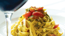 Traditional Italian Lunch - Travertino, The Italian Cuisine Restaurant at The Oberoi, New Delhi