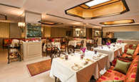 Omya Indian Dining Restaurant at The Oberoi, New Delhi