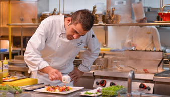 Private Cooking Session With The Masters at The Oberoi, New Delhi