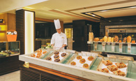 The Oberoi Patisserie and Delicatessen for Cakes, Muffins, Sweets, Pastries & Fresh Baked Breads - The Oberoi, New Delhi