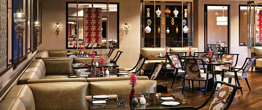 Taipan - Peking, Cantonese & Schezwan Cuisine Restaurant at The Oberoi, New Delhi
