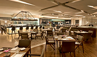 Threesixty Dining Restaurant at The Oberoi, New Delhi