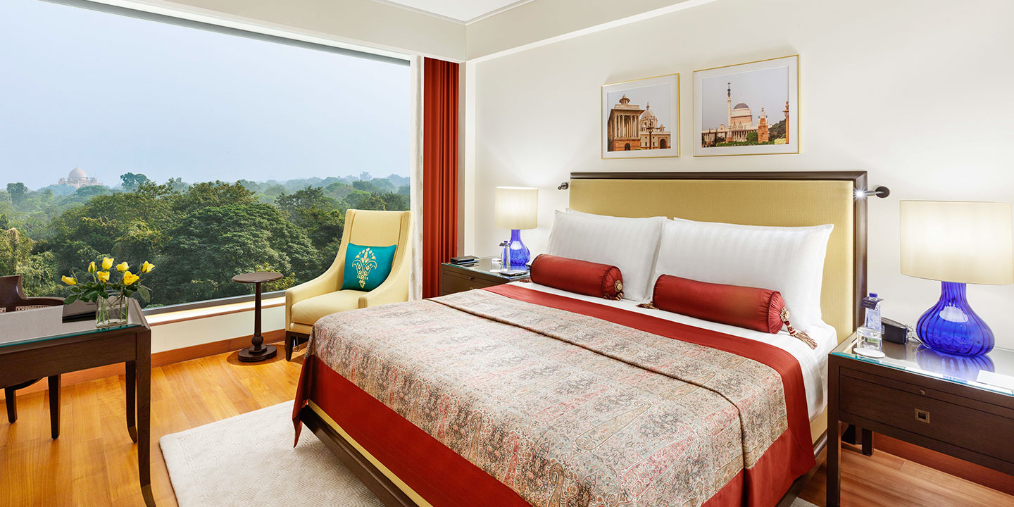 Luxury Rooms at The Oberoi, New Delhi