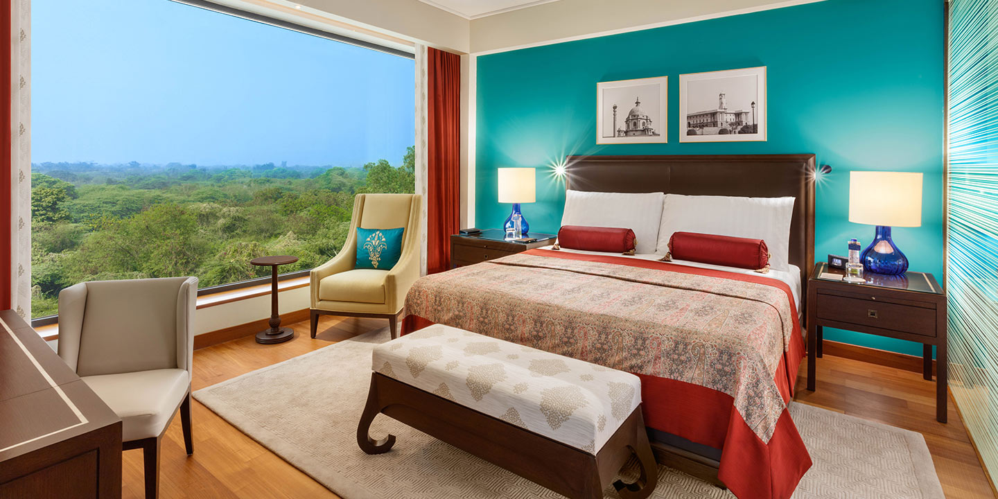 Luxurious Kohinoor Suites at The Oberoi, New Delhi