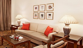 Executive Suites Are Absolutely Comfortable - The Oberoi, New Delhi