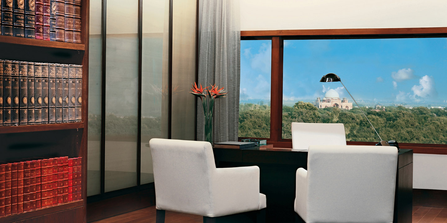 Private & Secure Meeting Room, The Kohinoor Suites at The Oberoi, New Delhi