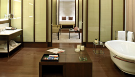 Personal & Private Space With a Treadmill & Private Steam Room in The Kohinoor Suites at The Oberoi, New Delhi