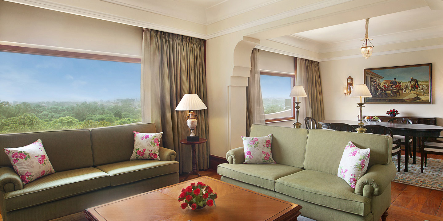 Luxury Suites - The Oberoi, New Delhi