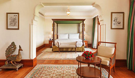 Luxury Suites With an Old World Charm & Comfort at The Oberoi, New Delhi