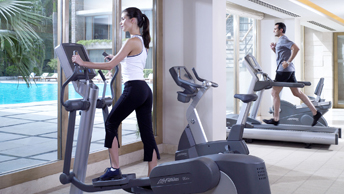 Cardiovascular & Strength Training Equipments - The Gym at The Oberoi, New Delhi